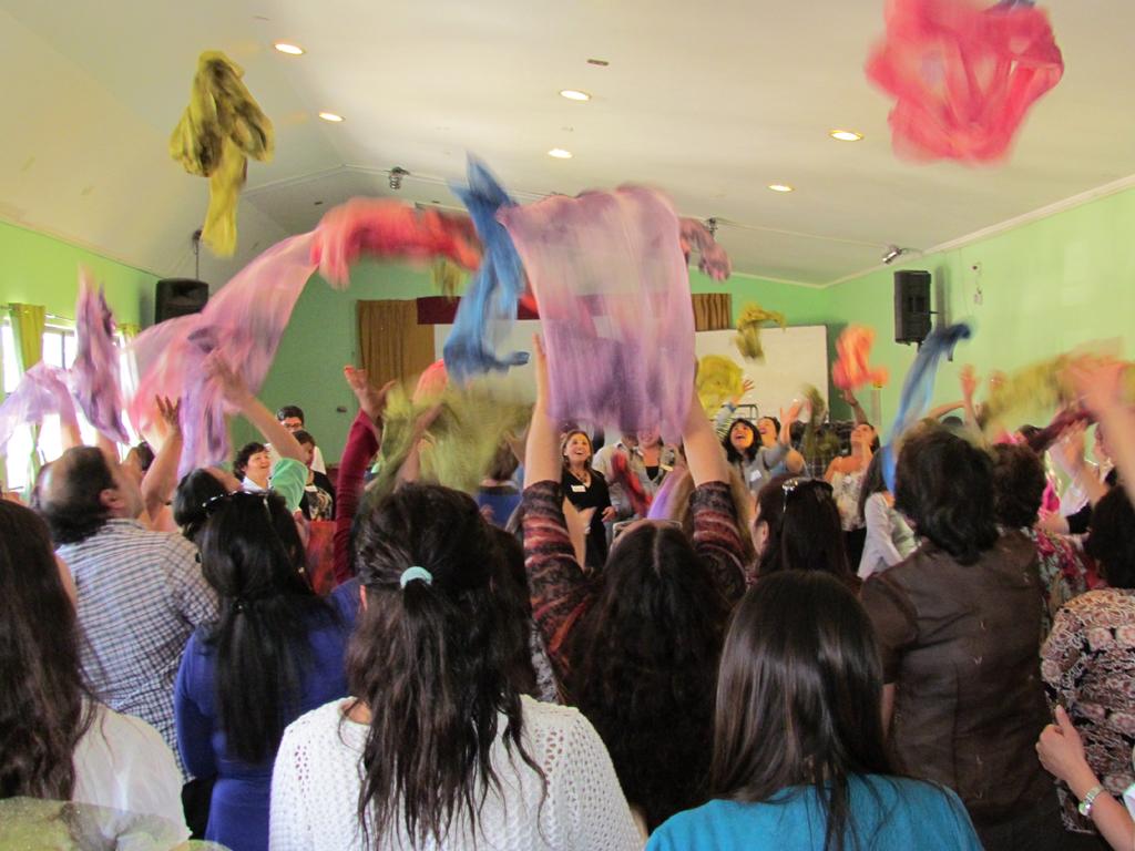 Talleres Vivenciales de la Oficina de Teatro Pedagógico de Paulina Hunt