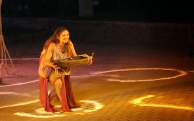 Obra de Teatro Rito – CIRCE en Villa Grimaldi