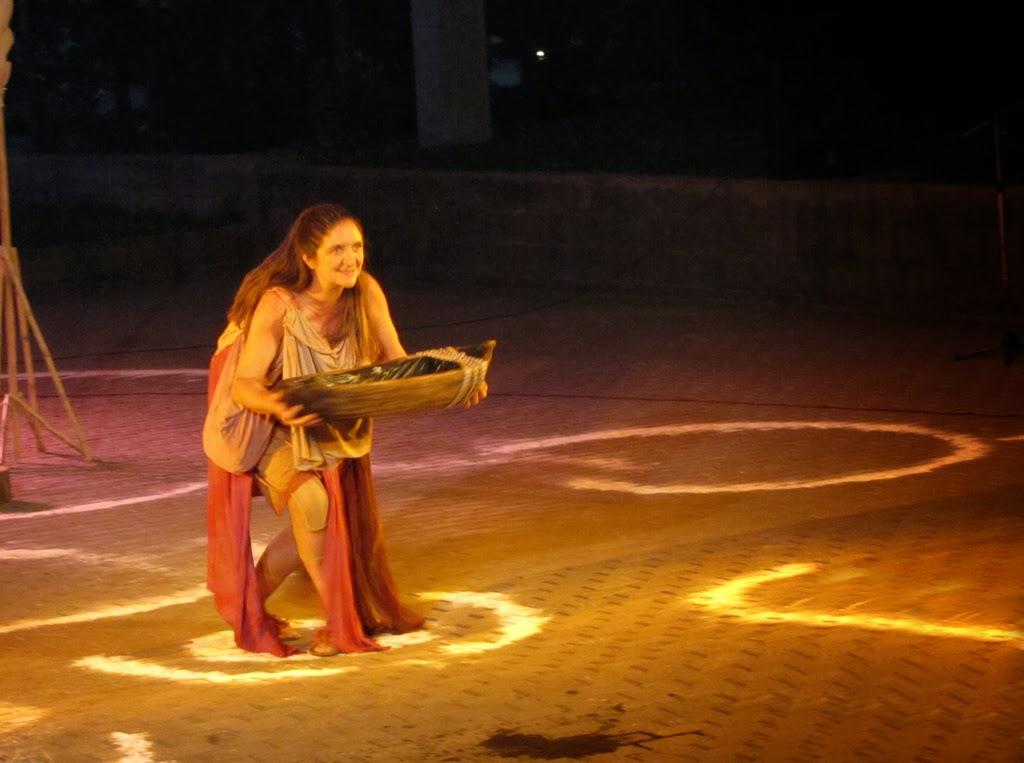 Pre-estrenos de CIRCE en Villa Grimadi