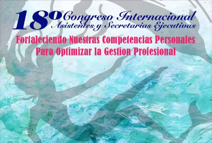 Paulina Hunt – Congreso de Secretarias – Extracto (Chile2011)