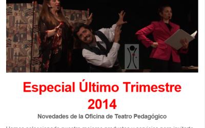 Especial Último Trimestre 2014