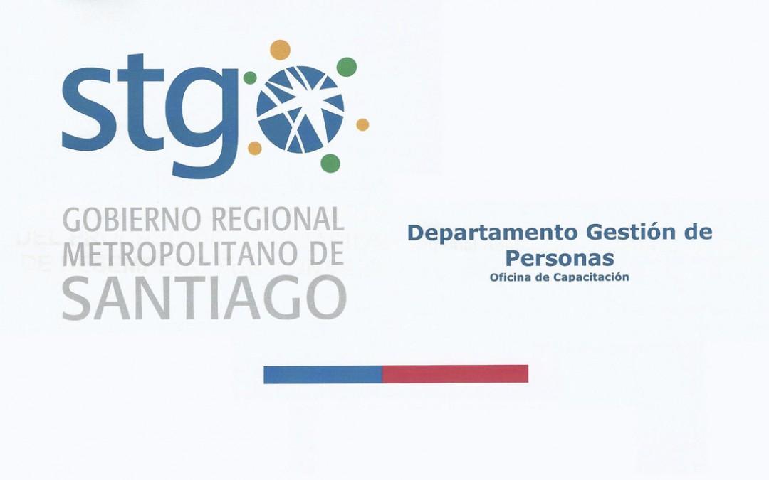 """Obra: """"Qué pasó entre nosotros"""" en Gobierno Regional Metropolitano"""