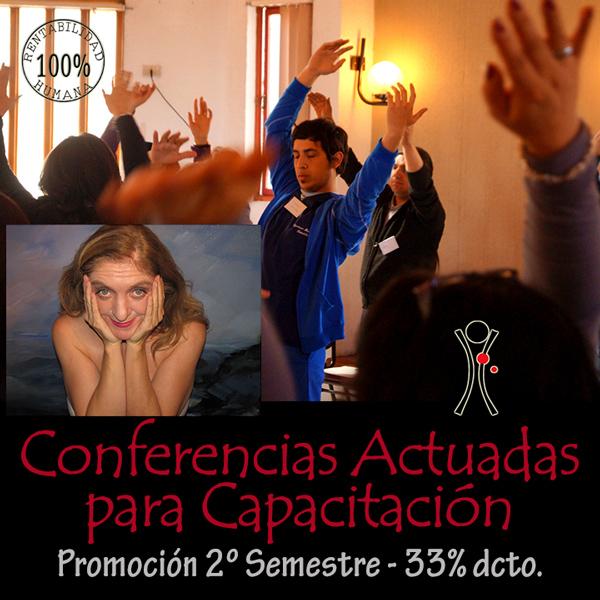 Conferencias Actuadas - OFERTA 2015