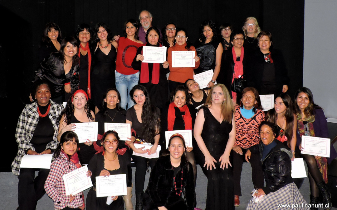 Testimonios taller No Violencia en CCEPerú