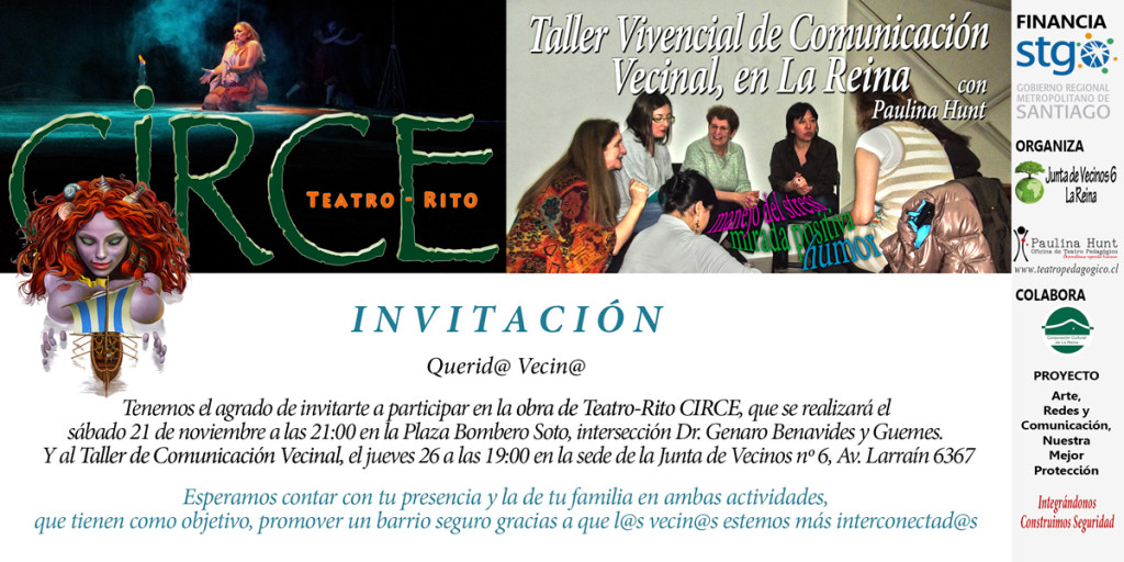 INVITACIÓN para Sector Lynch