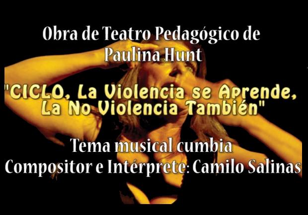 Cumbia obra CICLO de Camilo Salinas